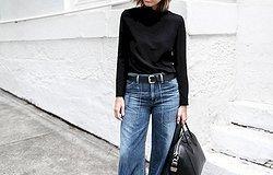 Как и с чем носить джинсы: Модные модели