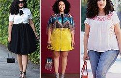Как подобрать одежду к фигуре с полными бёдрами: советы стилистов