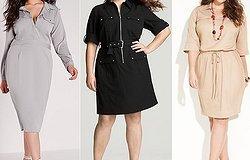 Как с помощью одежды выглядеть стройнее: Секреты стилистов для полных женщин