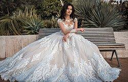 Как стать самой красивой невестой: Модные свадебные наряды
