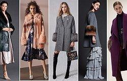 Как выбрать пальто: Модные модели осени