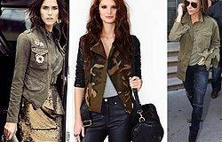 Как воплотить в жизнь супертрендовый стиль милитари, комплекты одежды и советы стилистов