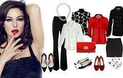 Правила создания модного гардероба для самых ярких девушек цветотипа Зима