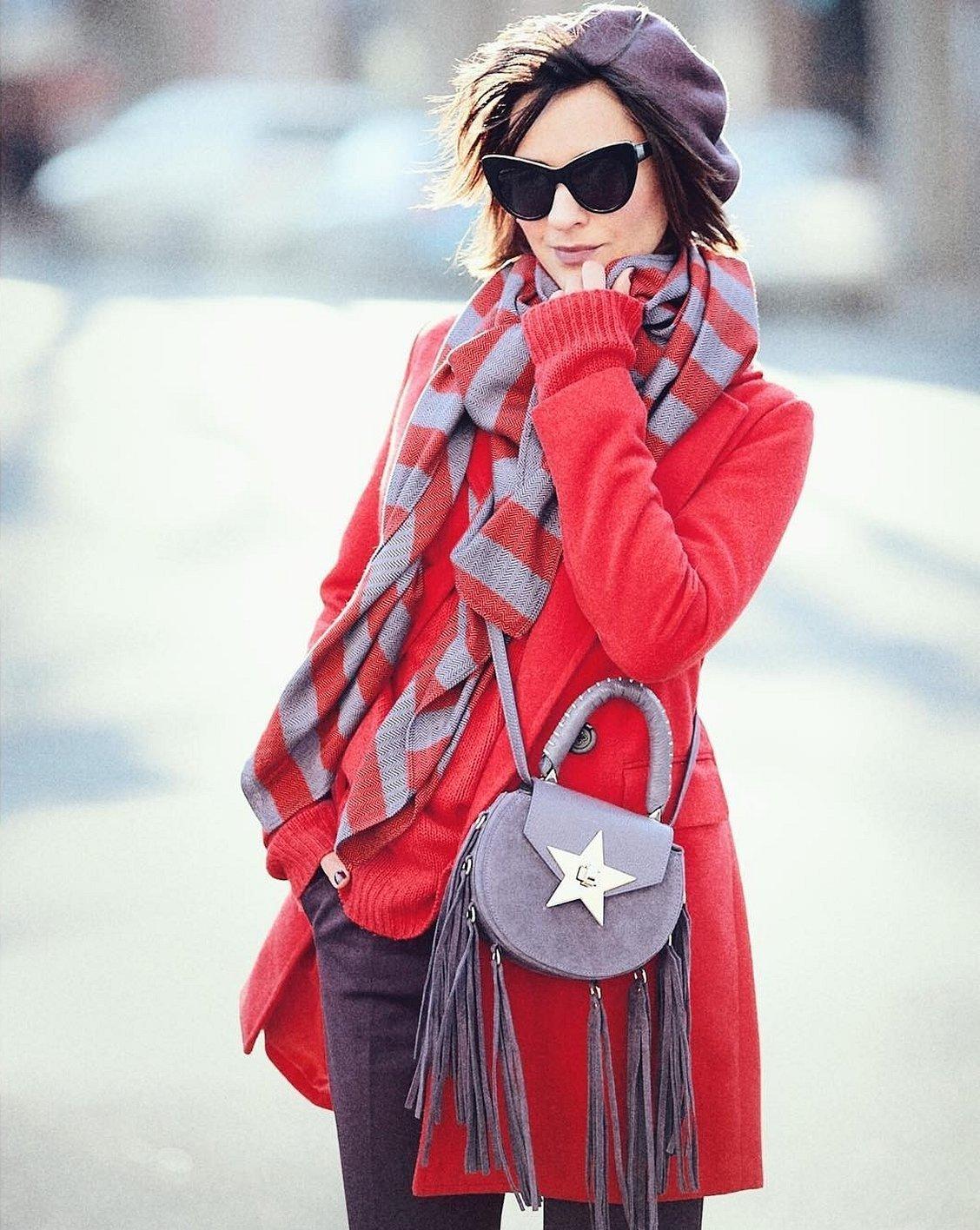 Елена галант вязаные шарфы