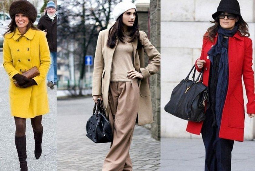 Головной убор к классическому пальто для женщин