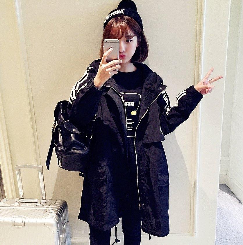 Куртки женские длинные