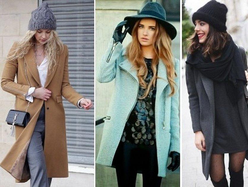 Шапка под классическое пальто