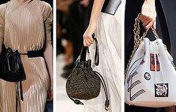 Сезон весна-лето: Тренды на сумки