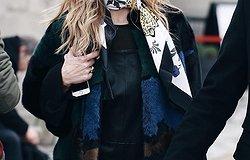 5 способов стильно носить платок: советы топовых стилистов