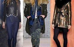 Топ трендов верхней одежды осень-зима
