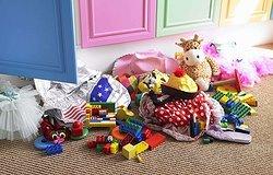 Как изготавливается коробка для игрушек своими руками?