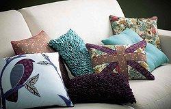 Делаем оригинальные подушки своими руками
