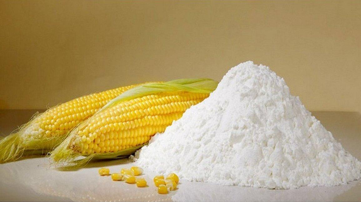 Крахмал кукурузный прежелатинизированный