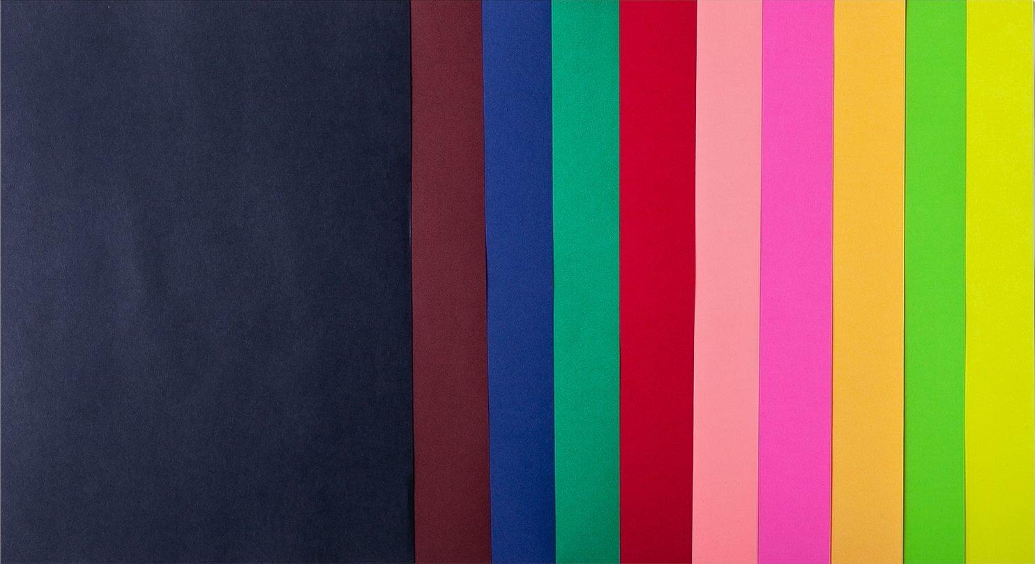 Цветная бумага для принтера ассорти