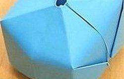 Как сделать из бумаги бомбочку?