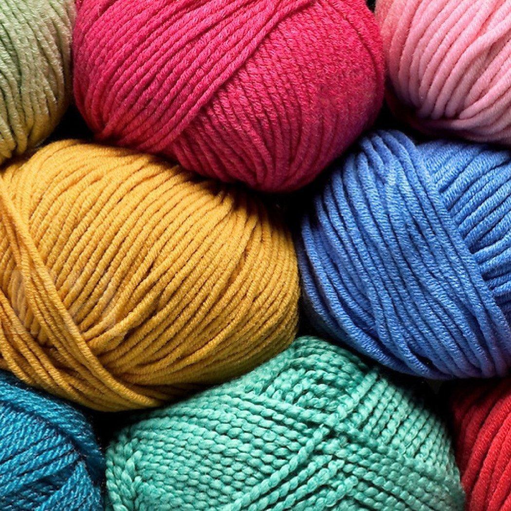 Акриловая пряжа для вязания
