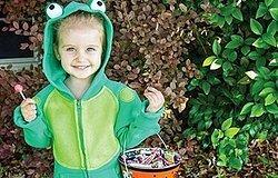 Как сделать детский костюм лягушки своими руками?
