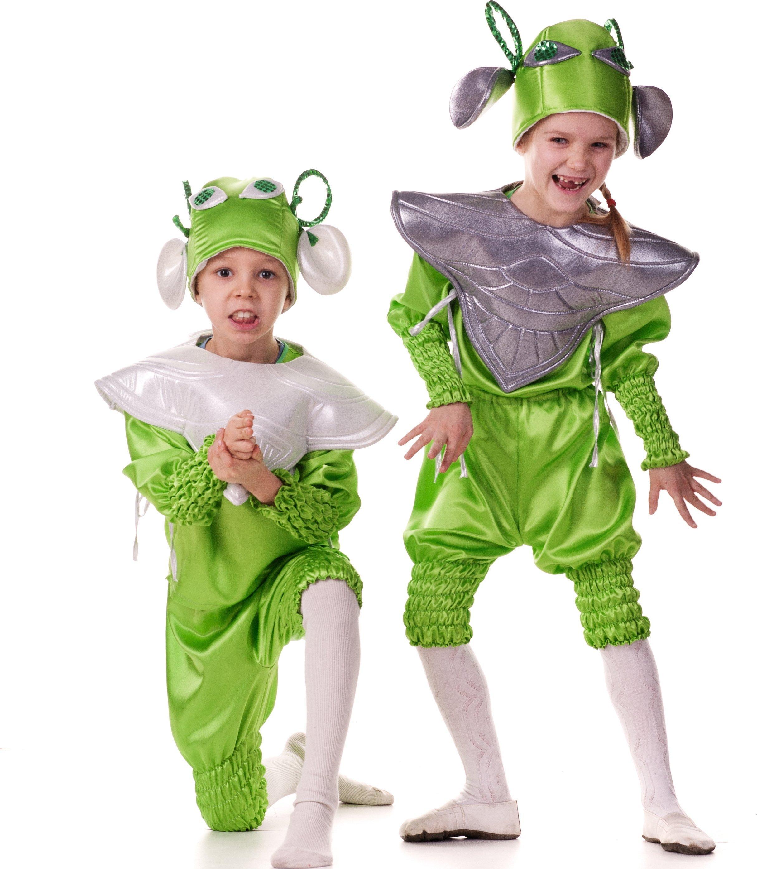 Карнавальный костюм инопланетянин