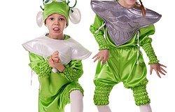 Как сделать костюм инопланетянина своими руками?