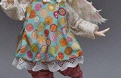 Куклы из капрона своими руками поэтапно: мастер класс с описанием