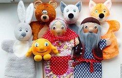 Перчаточная кукла, игрушка на руку: как сшить самостоятельно