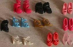 Обувь для кукол своими руками: как сделать ботиночки или туфли текстильной кукле