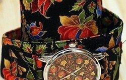 Как сделать кожаный ремешок для часов своими руками?