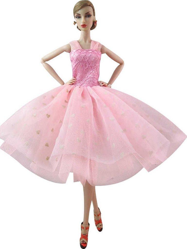 Балетное платье для барби