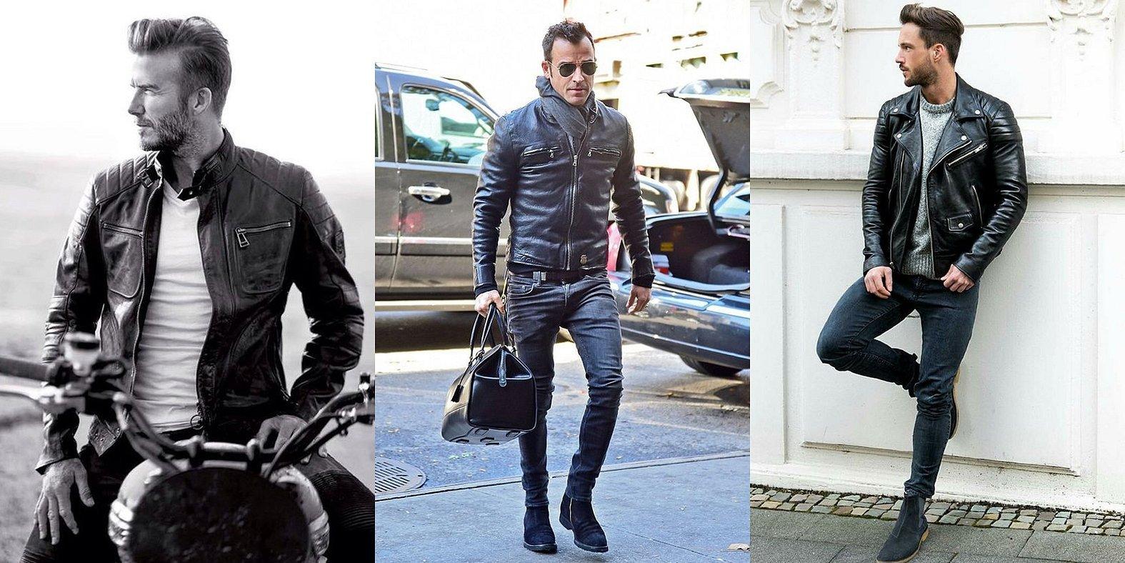 Одежда под кожаную куртку мужскую