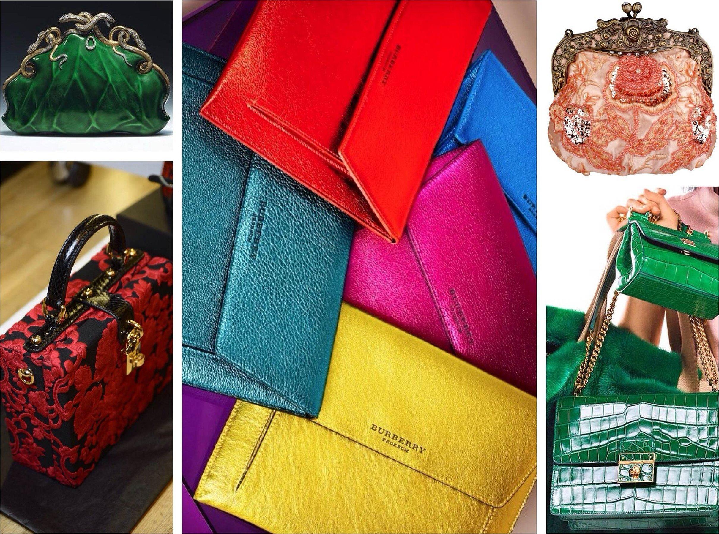 Модные сумки женские