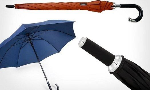 Зонт трость сувенирная продукция
