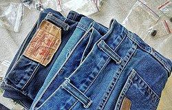 Как заштопать джинсы между ног вручную, незаметно, на машинке, красиво, самостоятельное устранение проблемы