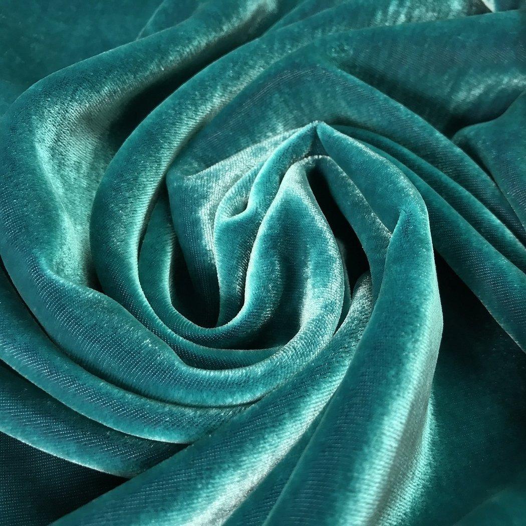 Ткань цвета морской волны цвета