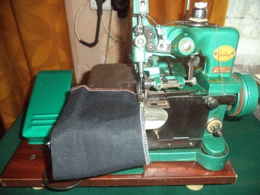 Швейная машина китайский оверлок новый