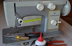 Швейная машинка Чайка 134, 143, 132: инструкция советского образца