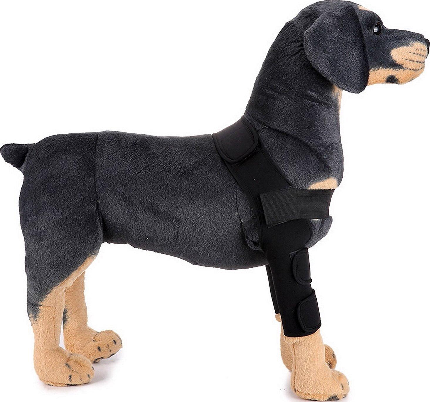Налокотники для собаки выкройка