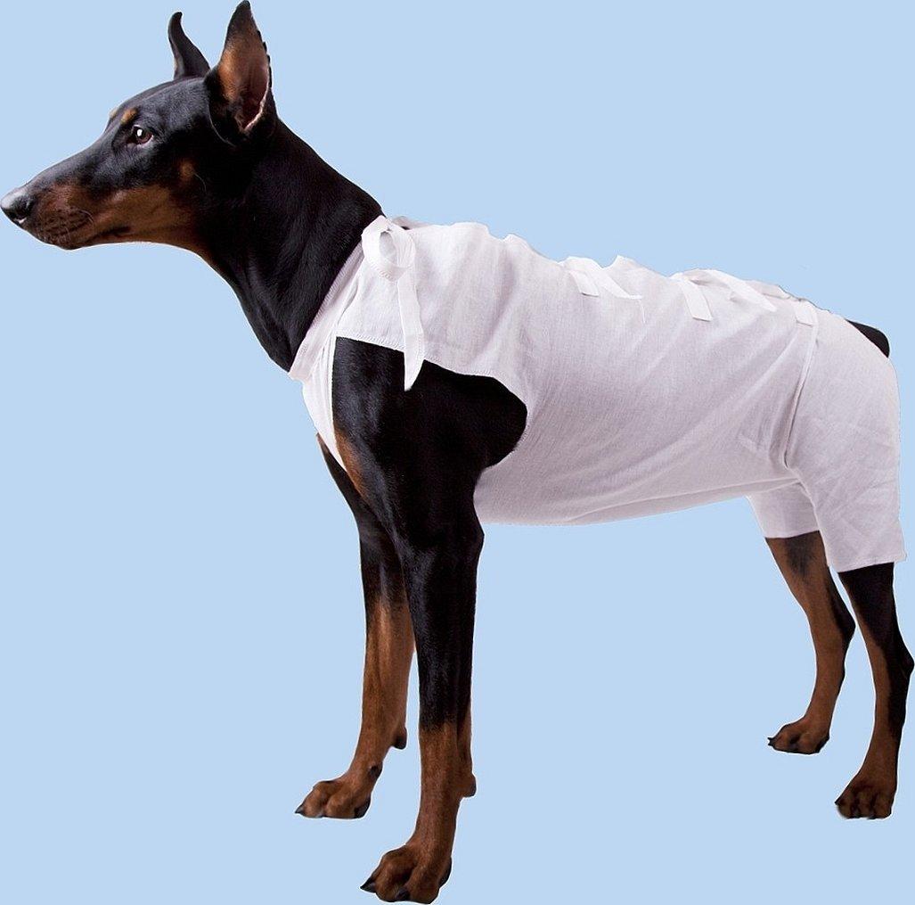 Попона послеоперационная для собак