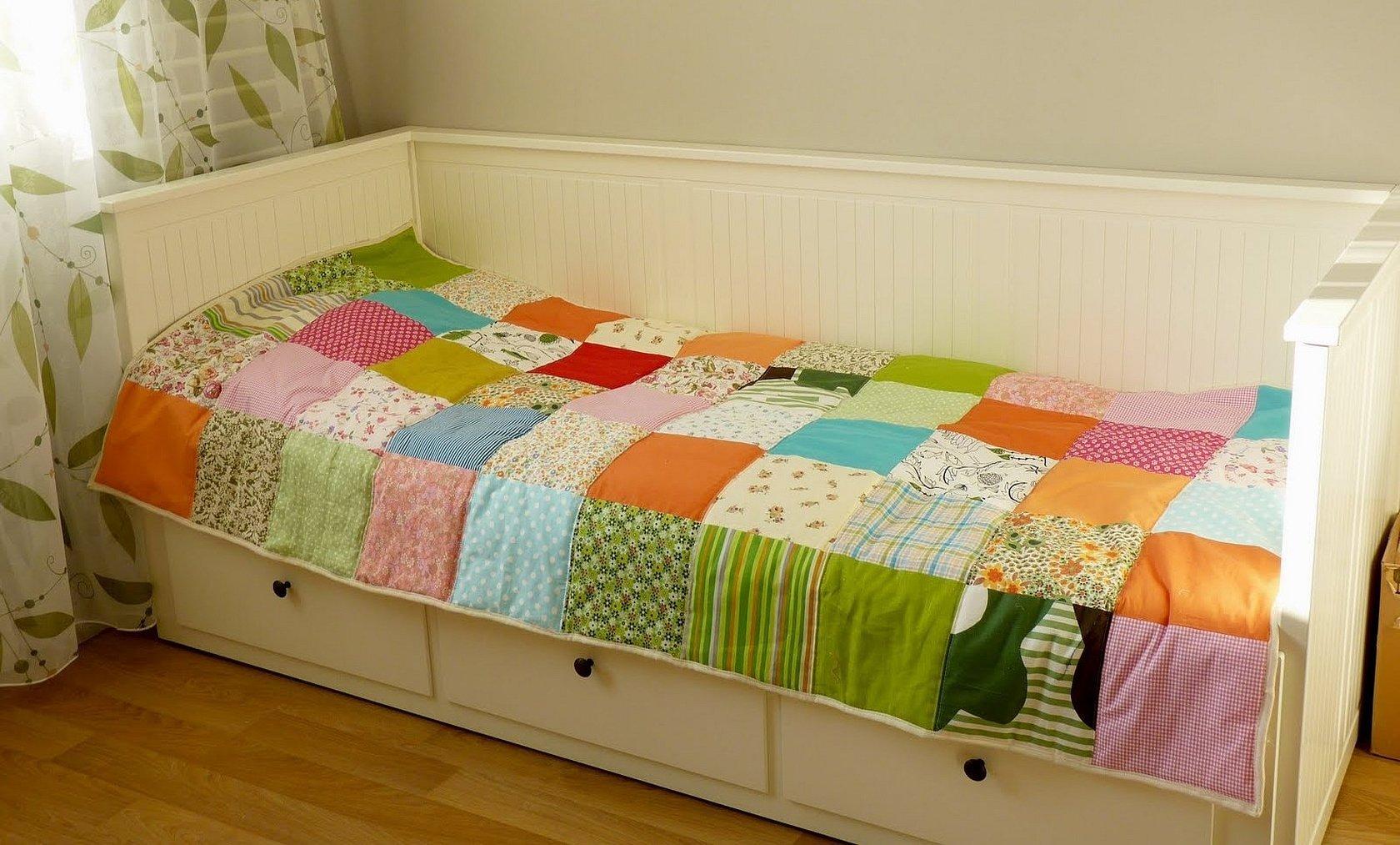 Покрывала на детскую кровать