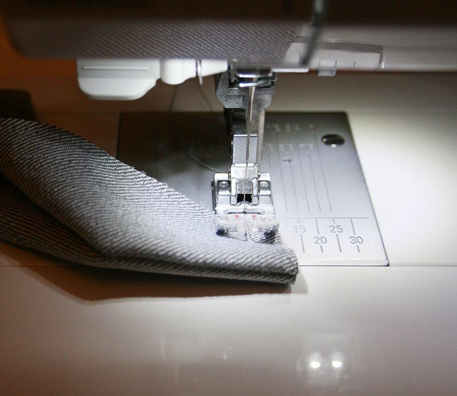 Лапка для канта для швейной машины