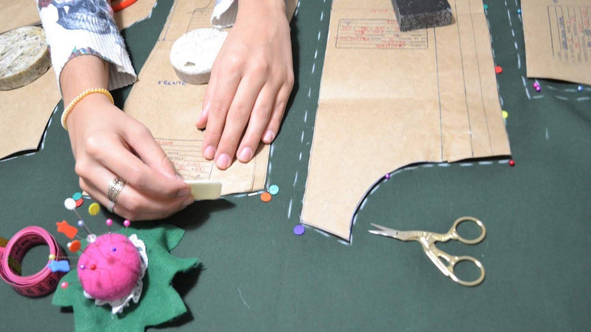 Мастер класс по шитью