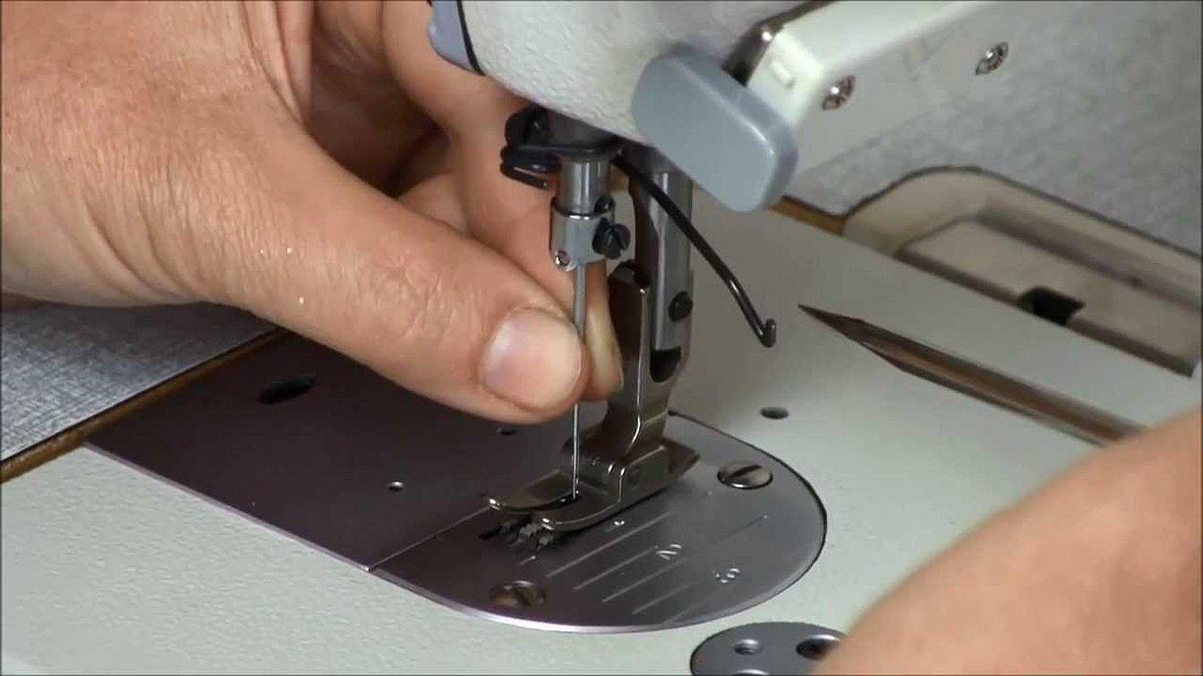 Brother швейная машинка механизм иглы
