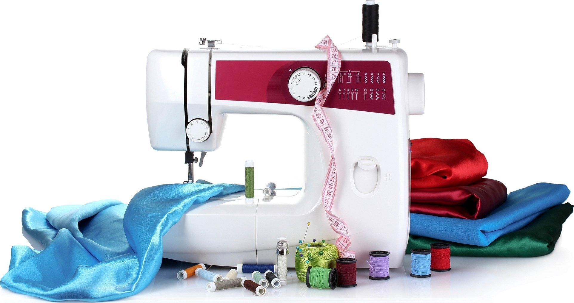 Швейная машинка для начинающих