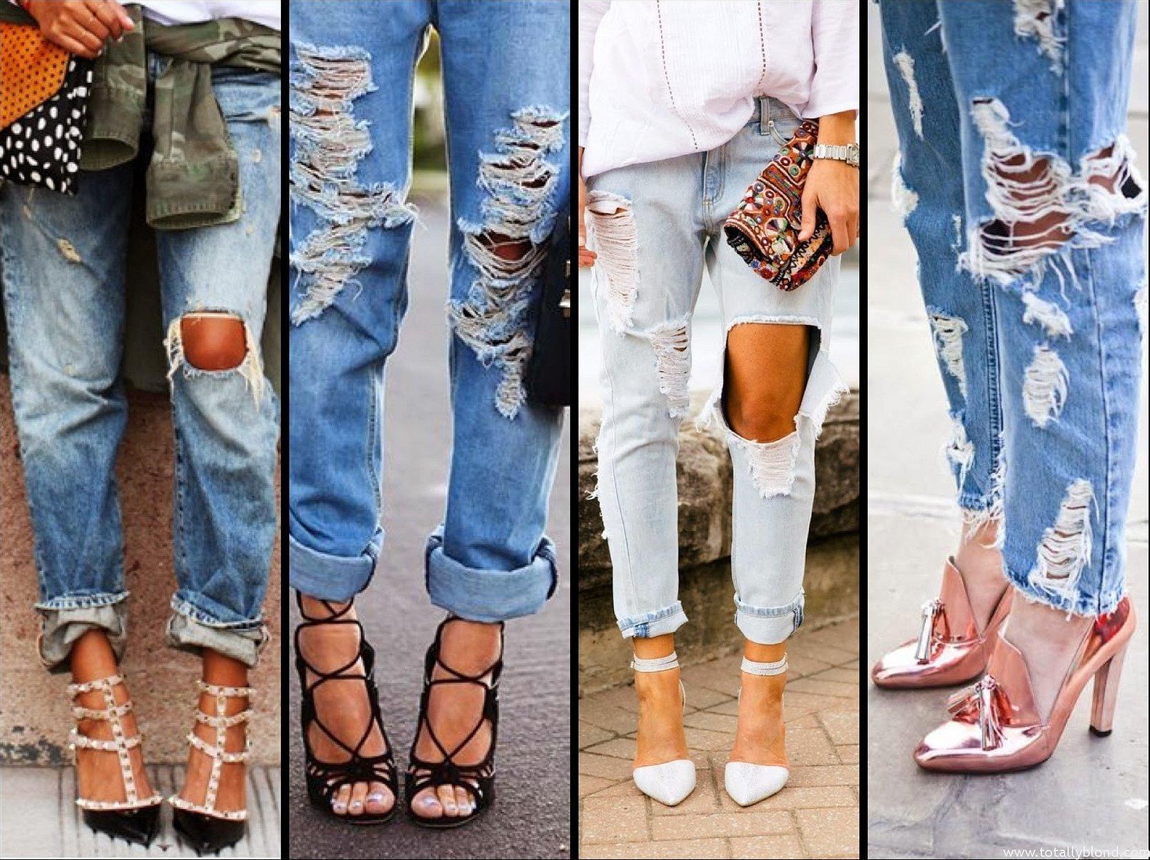 ушить штаны между ног