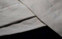 Как выполнить плоский шов на оверлоке