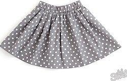 Как сшить прекрасную юбку-татьянку?