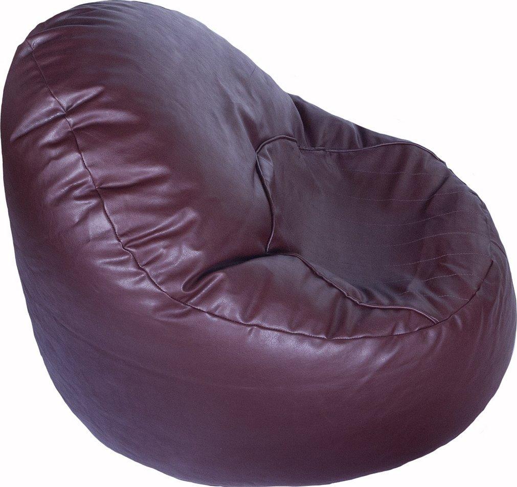 Кресло мешок коричневый