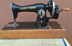 Как пользоваться швейной машинкой Janome: как шить на старом ручном устройстве