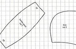 Выкройка чепчика для новорожденного: как сшить шапочку, с размерами