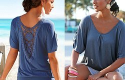 Выкройки простых летних блузок своими руками