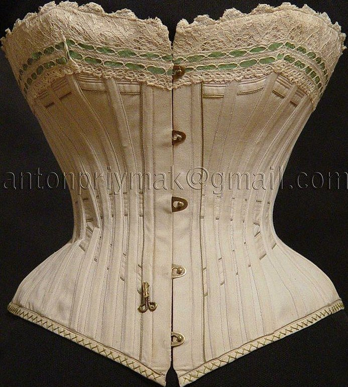 Викторианский корсет